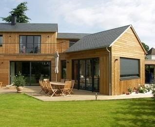 Comment bien penser sa maison en bois ? | architecture..., Maisons bois & bioclimatiques | Scoop.it