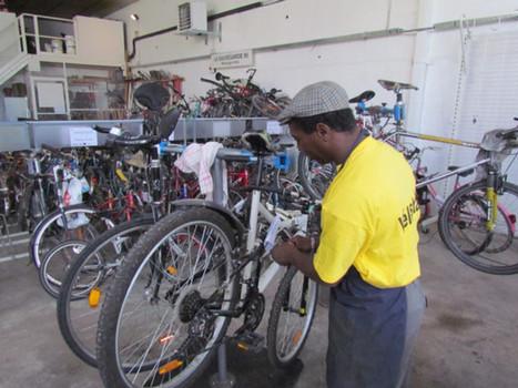 Faites réparer gratuitement votre vélo « Article « La Gazette du Val d ... | atelier vélo | Scoop.it