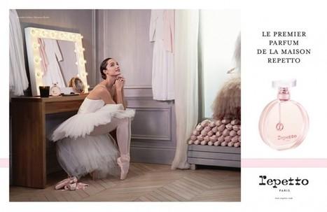 Repetto le parfum, avec Dorothée Gilbert | Publicités et parfum | Scoop.it