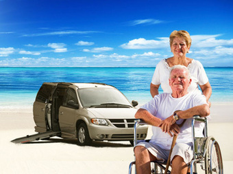 Vacation Inspiration: How to Rent a Wheelchair Van | Differently Abled and Our Glorious Gadgets | Scoop.it