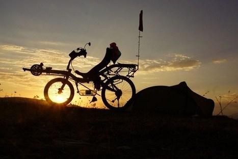 Marc Brunet : voyage à vélo-couché de Valence à Erevan (Arménie) / 6250 kms...   Aventures solidaires - Pourquoi partager...   Scoop.it