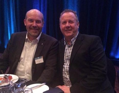 ATEC on Twitter: Mark Abercromby & Peter Shelley at the ATEC WA ETE 2014 dinner at Novotel # Perth #westernaustralia http://t.co/SJa2Rkzg0L   Australian Tourism Export Council   Scoop.it