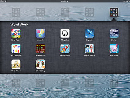 Is There an App for That? Word Work Edition | Using iPads in Primary Schools | Scoop.it