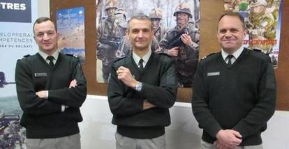 L'armée de terre procède à 10.000 recrutements par an - la Nouvelle République | Actu SIRPA METZ | Scoop.it