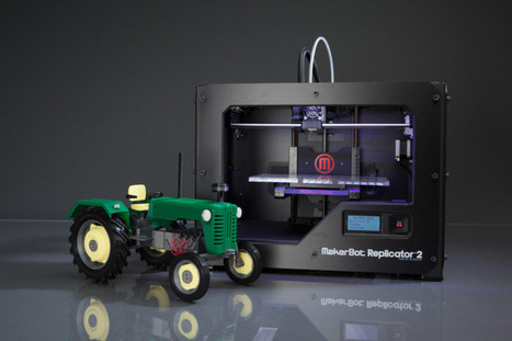 3D Printing in the Classroom is Elementary - FRACTUS LEARNING | iPads in Education | Scoop.it