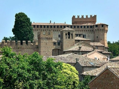 The Best Small Towns in Central Italy, in Pictures | Le Marche another Italy | Scoop.it