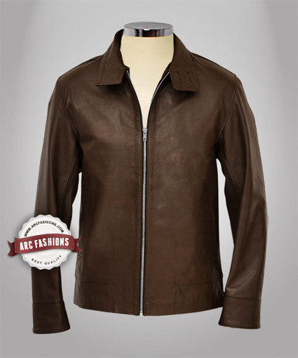 X Men First Class Jacket | Brown Leather Magneto Jacket | Current Fashion Updates - 2015 | Scoop.it