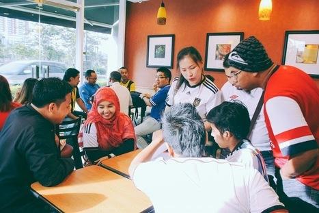 Mohd Fakhrul Islam: Astro World Cup 2014 Event Photo Highlight | Keretapi Sarong - No Subway Pants In Malaysia | Scoop.it