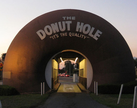 27 Buildings Shaped Like Food That's Sold There - Mental Floss | Spontaneous Smiley | Scoop.it