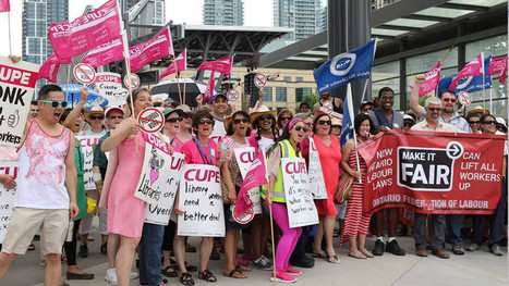 Stop the privatisation of Public Libraries: Library Workers of the World Strike and Fight! | Librarysoul | Scoop.it