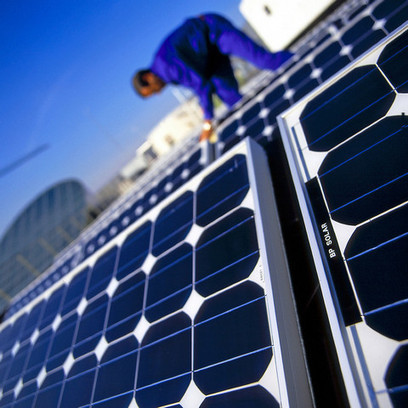 Electicité verte : BP Solar devient Apex Energies - Zepros | Robotique et developpement durable 3501 | Scoop.it