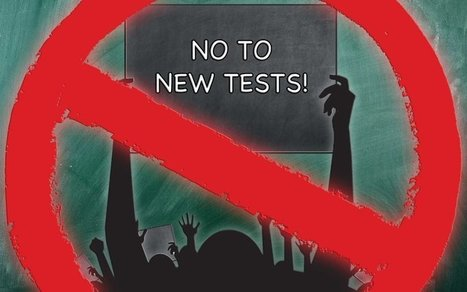 Parents Should Welcome the New Common Core Tests | Oakland County ELA Common Core | Scoop.it