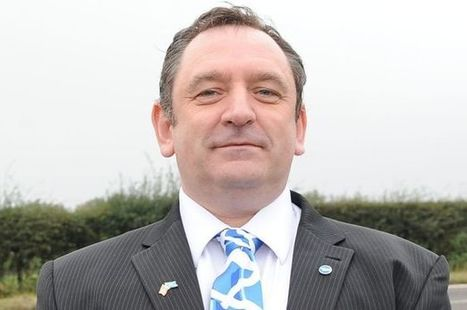 Councillor blasts a lack of gritting in Shotts during the recent cold spell   My Scotland   Scoop.it