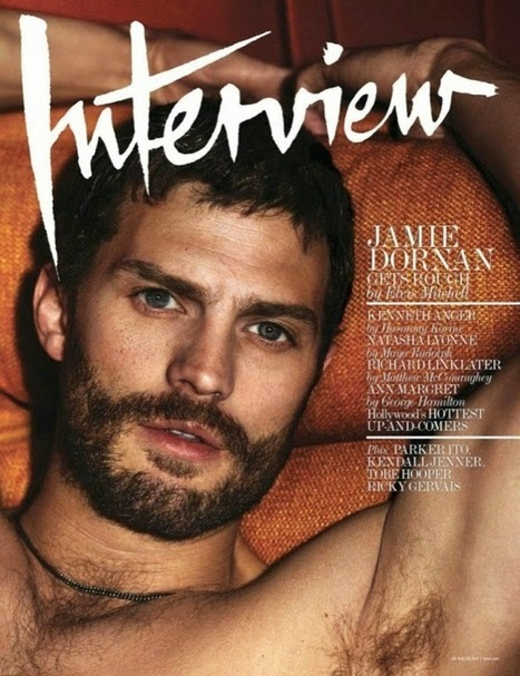 Jamie Dornan per INTERVIEW - FOTO GALLERY - JHP by Jimi Paradise™ | JIMIPARADISE! | Scoop.it