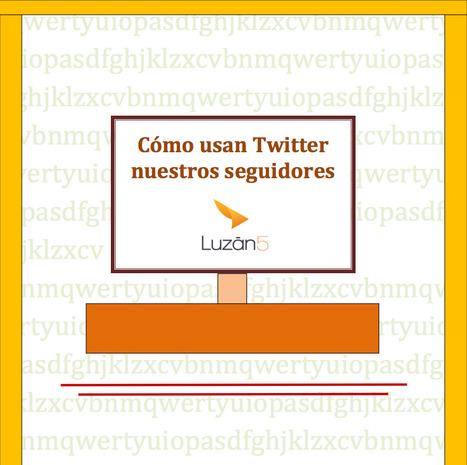 30 formas distintas de entender los usos de twitter en salud | Sanidad TIC | Scoop.it