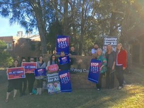 Tweet from @SharonBirdMP | Invest in TAFE for a better State! | Scoop.it