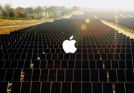 Apple to Power 100% of Singapore Operations With Solar Energy | Solar Energy | Scoop.it