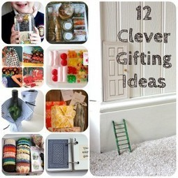 12 Clever & Creative Ways to Present Holiday Gifts at Casa de Chaos | Home Improvement Ideas | Scoop.it