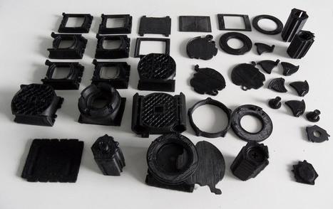 Open Reflex, un appareil photo open source imprimé en 3D - Chasseurs de cool | Vidéo Passion | Scoop.it