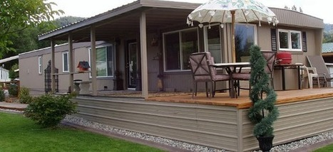 Extraordinary Mobile Home Remodel in WA - iMobileHomes recommends this site | Mobile Home Makeovers | Scoop.it