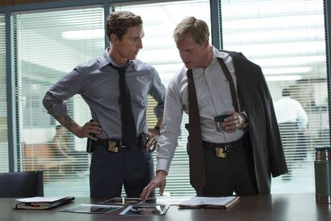 Crime Scenes, Creative Storytelling: Production on HBO's 'True Detective' | moving images for storytellers | Scoop.it
