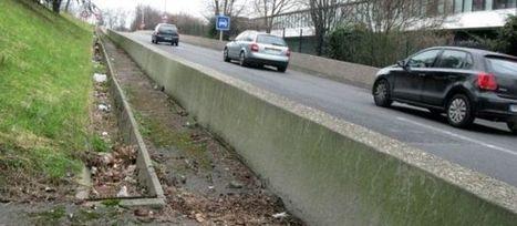 Environnement : les routes jouent la carte verte - Le Parisien | Actu, moto & politique | Scoop.it