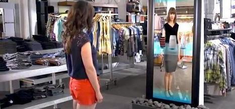 Prêt pour le shopping augmenté ? | Présent & Futur, Social, Geek et Numérique | Scoop.it