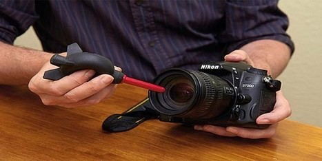 How To Get Rid Of Accumulated Dust In Your DSLR Camera? | Gizmofeast | Gadgets | Scoop.it