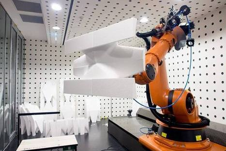 Robotic Slicing and Assembly | mdnet stuff ov interest | Scoop.it