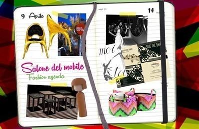 Salone del mobile 2013: fashion agenda - VanityFair.it | Salone del Mobile 2013 | Scoop.it