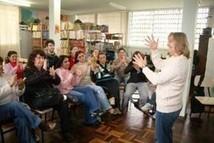 Alunos surdos da rede pública recebem novo equipamento para facilitar o aprendizado - Portal Brasil | Folha S. Milliet | Scoop.it