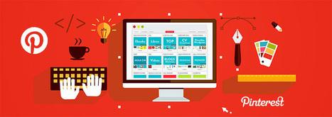 La Guía del Marketing en Pinterest: para empresas y marcas | Emplé@te 2.0 | Scoop.it