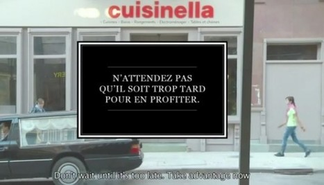 Bad buzz Cuisinella : une vidéo ratée mais une prise de risque marketing bienvenue | CommunicationDeCrise | Scoop.it