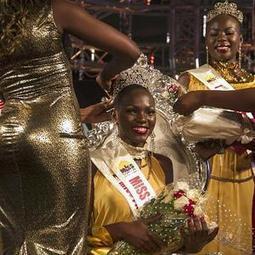 Uganda:  Former mushroom farmer crowned as Miss Uganda | Mushroom cultivation in The Third World | Scoop.it