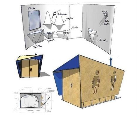 De jeunes français créent les toilettes-sèches urbaines | Innovation sociale | Scoop.it