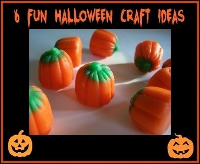 6 Fun Halloween Craft Ideas   Crafts & Arts   Scoop.it
