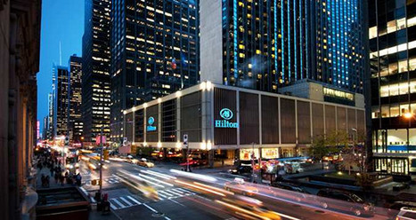NYC Hilton Goes Green With Roof « selacommercial | Vertical Farm - Food Factory | Scoop.it