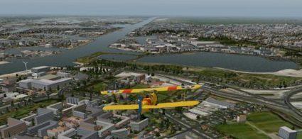 Flight Simulator News Brief: Taburet - Amsterdam Photorealistic for ... | X-Plane News | Scoop.it