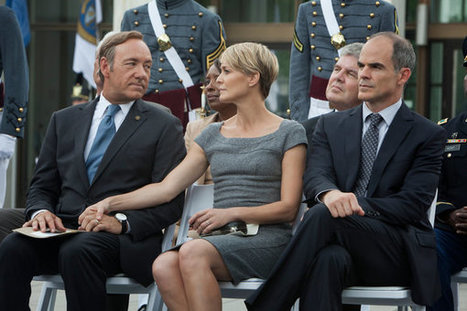 For 'House of Cards,' Using Big Data to Guarantee Its Popularity | Libraries In the Middle | Scoop.it