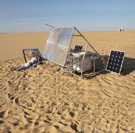Desert Manufacturing - Triitme! | Design | Scoop.it