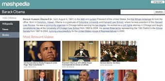 Mashpedia - A Real-time Encyclopedia | iwb's | Scoop.it