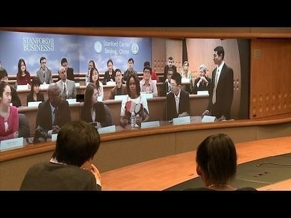How Stanford Uses Technology to Spread Education - YouTube | Digital Strategy | Scoop.it