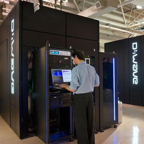 Meet D-Wave   D-Wave Systems   Quantum Computing   Scoop.it