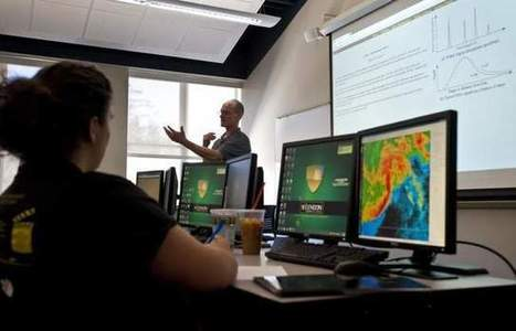 Weather watchers - Vermont college precipitates meteorologists | FreeTVJobs.com News | Scoop.it