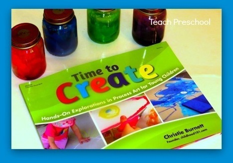 Time to Create: edible fingerpaint recipe | Web 2.0 for Education | Scoop.it