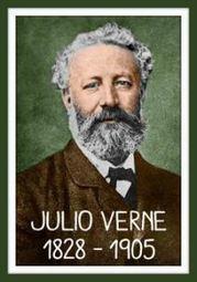 O VISIONÁRIO JÚLIO VERNE | Ficção científica literária | Scoop.it