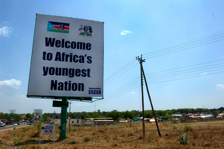 Five Geographic Challenges for South Sudan - My Wonderful World Blog | AP HUMAN GEOGRAPHY DIGITAL  TEXTBOOK: MIKE BUSARELLO | Scoop.it