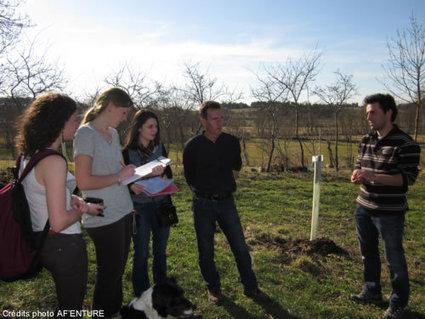 Quatre élèves-ingénieurs agronomes partent à l'AF'ENTURE ... | etre ingénieur agronome | Scoop.it