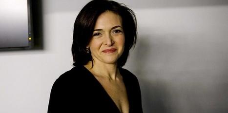 """Sheryl Sandberg, le féminisme version Facebook - Le Nouvel Observateur   """"Où sont les femmes ?""""   Scoop.it"""