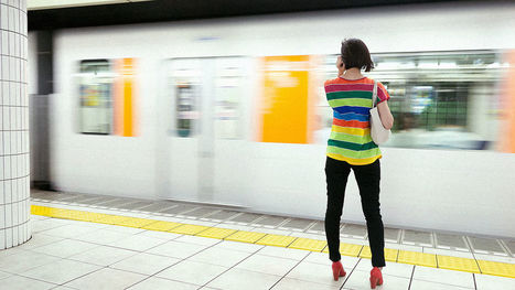 5 Ideas We Need To Steal From Megacities With Great Subways | Design Thinking Stuff I Want to Remember | Scoop.it